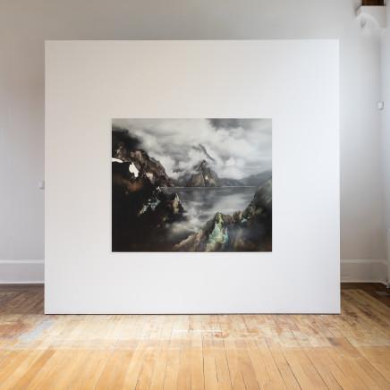 Simon Edwards, Cloud Piercer, 2021
