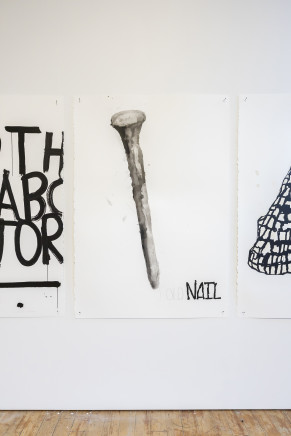 Martin Poppelwell, Nail - Te Peru, 2016