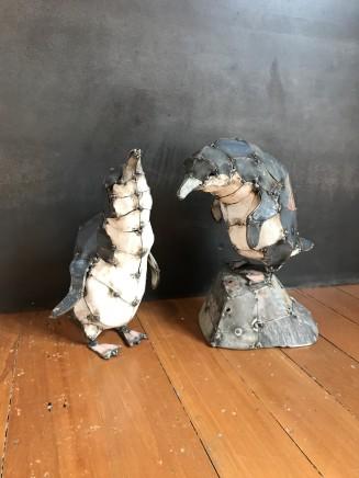 Hannah Kidd, Blue penguins, 2018