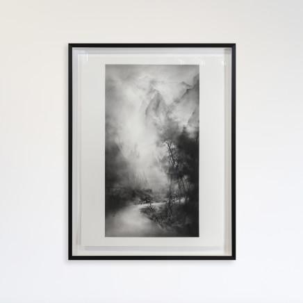 Simon Edwards, Unknown Road (Lewis), 2018