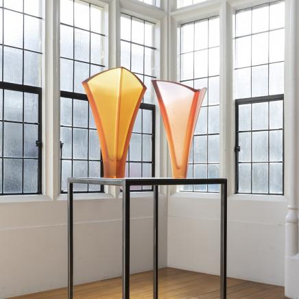 Ann Robinson, Curved Vase Series, 2013