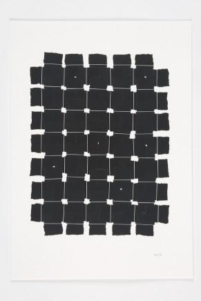 Veronica Herber, 5x7SmBlackGridMed, 2018