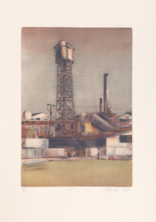 Stanley Palmer, Tower, 1980