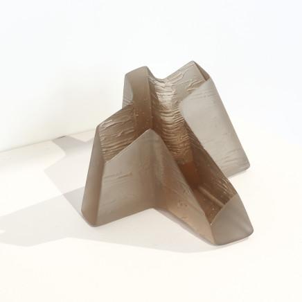 Emma Camden, Crosses of the Land (Pale Bronze), 2020