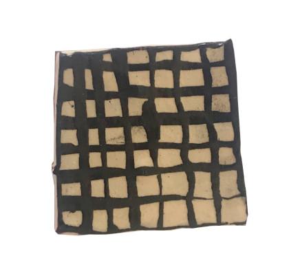Martin Poppelwell, Grid Tile, 2018