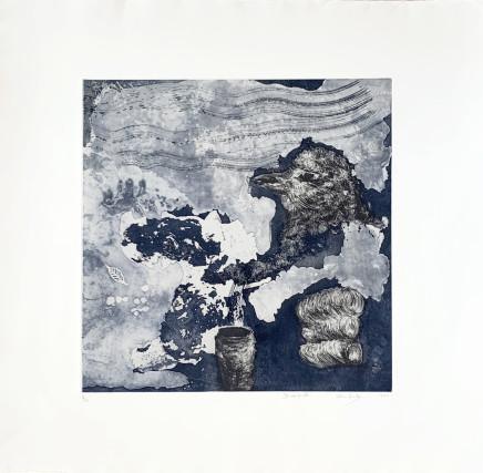 John Pule, Blue Bird, 2011