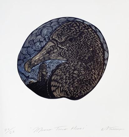 Michel Tuffery, Moana Toroa Heads, 2016