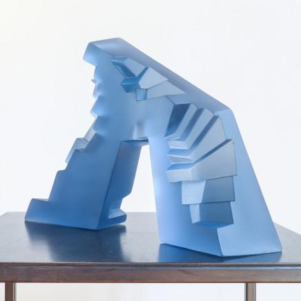 Emma Camden, Archway (Pale Steel Blue), 2020