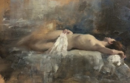 Michael Alford - NUDE IN WHITE