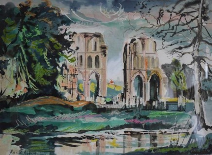 Luke Piper - ROCHE ABBEY, MALTBY, SOUTH YORKSHIRE