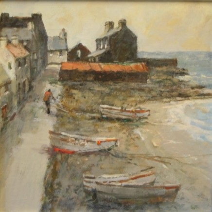 Valerie Batchelor - COASTAL COTTAGES, ANGLESEY, N WALES