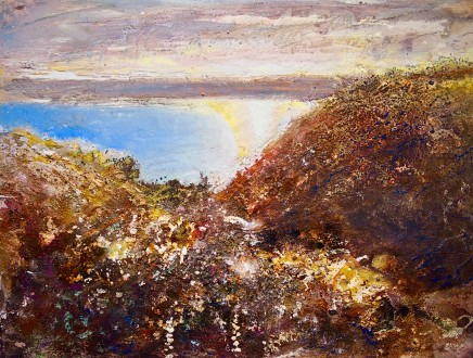 Peter Kettle, OXWICH BAY, SUNSET