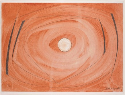 Barbara Hepworth (1903-1975), High Tide, 1970