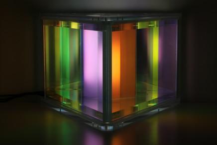 Liz West, Our Spectral Vision Maquette, 2016