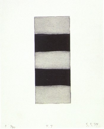 Sean Scully, Ten Towers IX, 1999