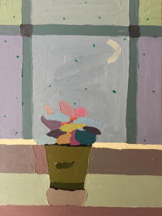 Sam Wadsworth, Night Flower, 2016