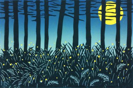 Sophie Basilevitch, Fireflies, 2019