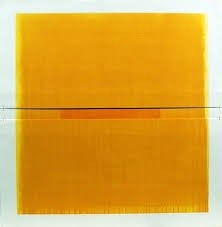 Richard Smith, Orange, 1977