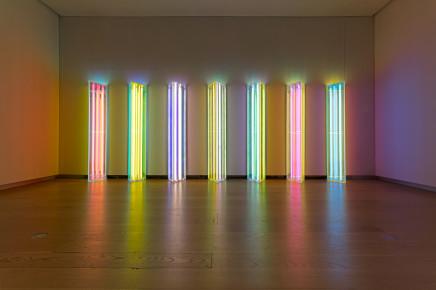 Liz West, Our Spectral Vision, 2016