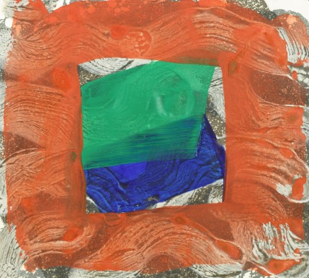 Howard Hodgkin, Books for the Paris Review, 1998