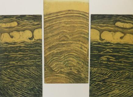 Sally Levell, Ancient Stromatolites, Islay