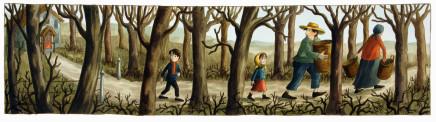 Emma Chichester Clark, Hansel & Gretel, 2002