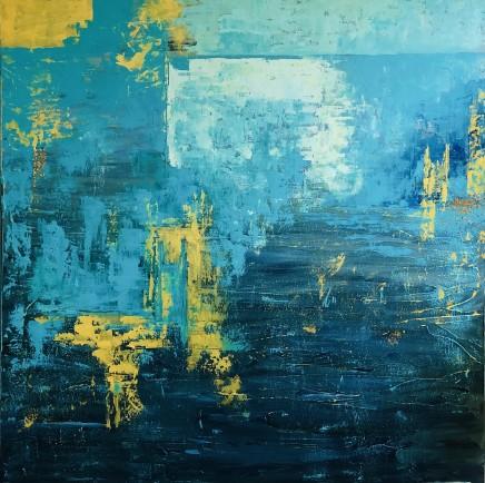 Jane Vaux, Reflection of Bath, 2019