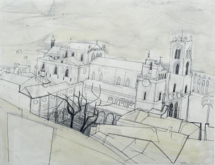 Monreale (Sicily), 1955