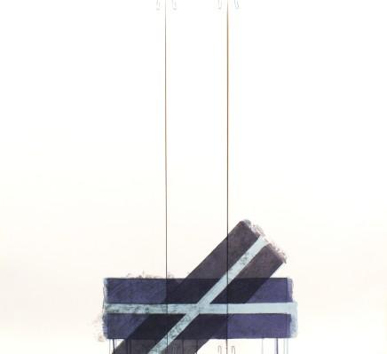 Two of a Kind 1a (light blue cross), 1978