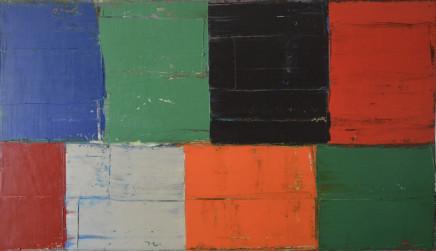 Marcus Hodge, Various Tibetan Prayer Flags, 2020