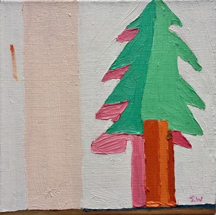 Sam Wadsworth, Paper Christmas Tree, 2012