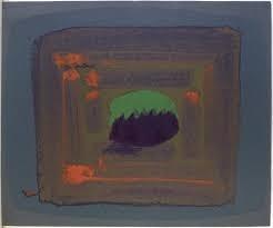 Howard Hodgkin, Tropic Fruit, 1981