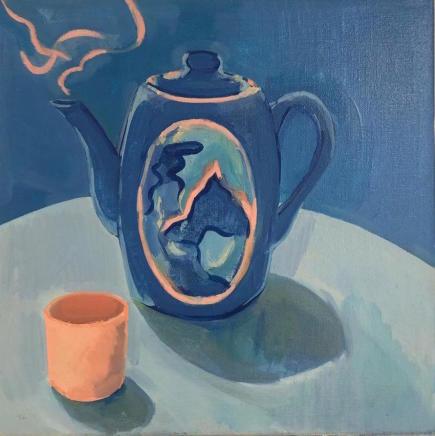 Nancy Cadogan, Tea Rituals II, 2020