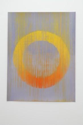 Peter Care, Volatile Ring XXII Blue/Yellow/Orange, 2019