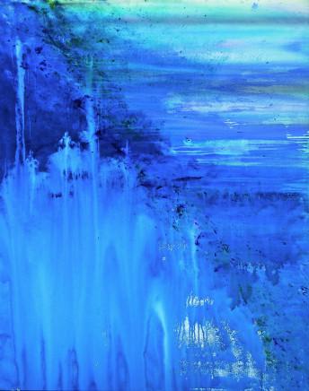 Rosannagh Scarlet Esson, Rain Painting, 2018