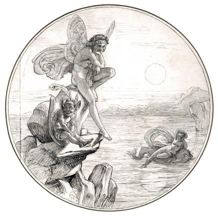 Sir Joseph Noel Paton, RSA, A Midsummer Night's Dream, 1848