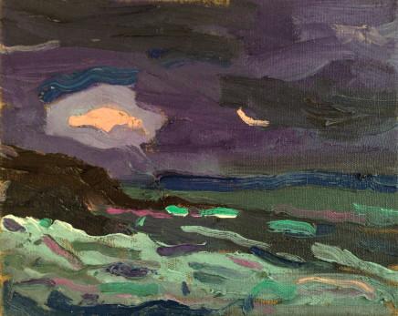 Sam Wadsworth, Porthmeor Nightfall, 2015