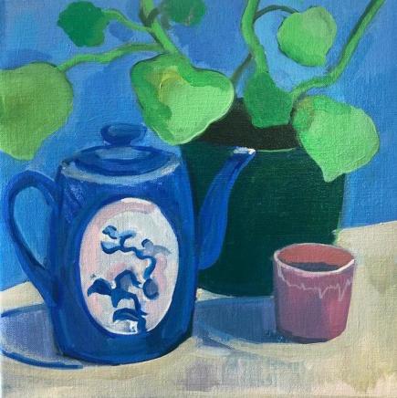 Nancy Cadogan, Teatime, 2020