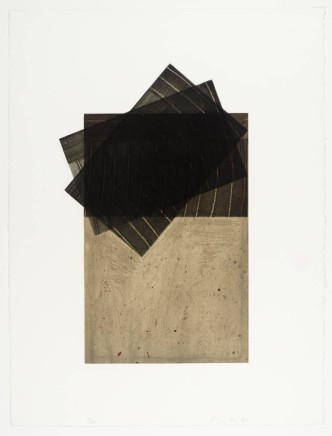 Richard Smith, Drawing Boards II (No.2), 1981