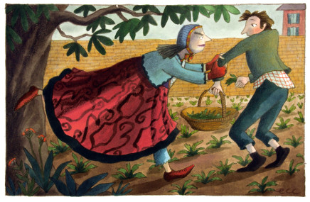 Emma Chichester Clark, Rapunzel, 2002