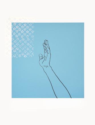 Nicola Green, Peace, Silver Stars, 2013