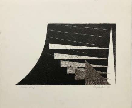 Nigel Hall RA, Seven Triangles