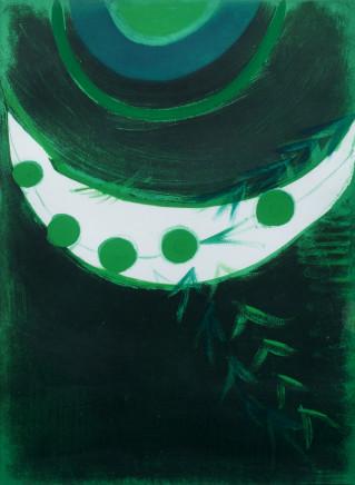 Terry Frost, Arbole, Arbole (Tree, Tree) (Lorca Suite), 1989