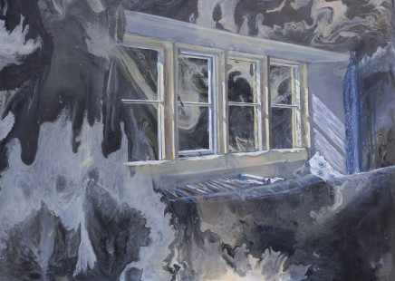 Rose-Marie Caldecott, At Home, 11:30, 20/04/2020', 2020