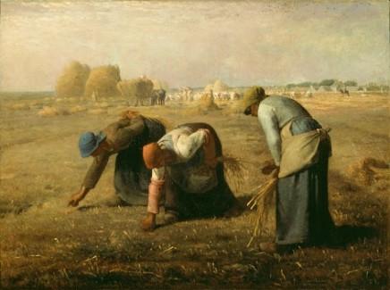 Jean-François Millet (1814-75), Les Glaneuses, 1857, oil on canvas, 83,5 x 110 cm, Musée d'Orsay, Paris