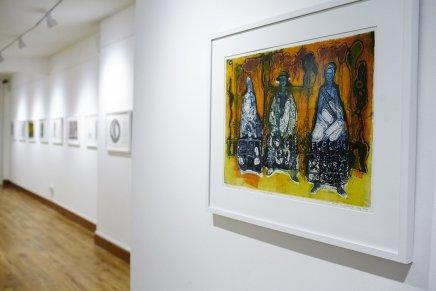 Bruce Onobrakpeya Art & Literature