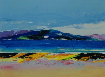 Donald Hamilton Fraser RA, Western Crete, 1996