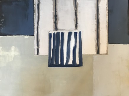Marie Boyle, Blue Stripey Cup, 2018