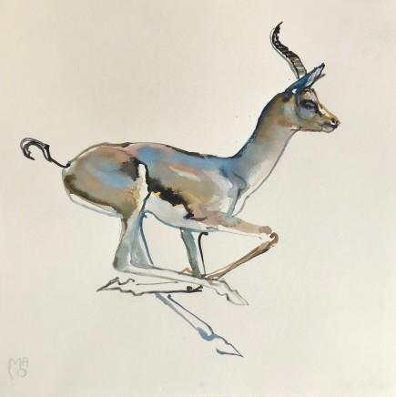 Mark Adlington , 15. Running Gazelle , 2019