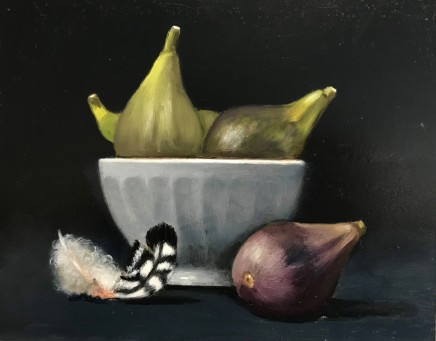 Jacqueline Taber, Bowl of Figs